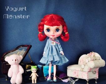 OOAK custom blythe doll Hanna