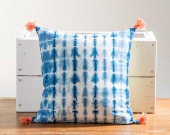 Handmade Shibori Cushion