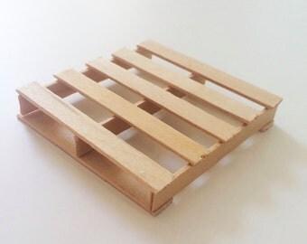 SOAP pallet wood the Mathieu
