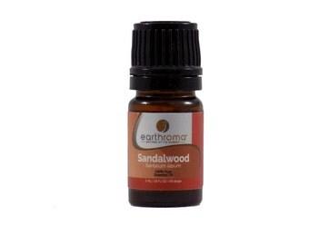 Sandalwood Essential Oil | 5 mL | 15 mL | 100% Pure Therapeutic Grade