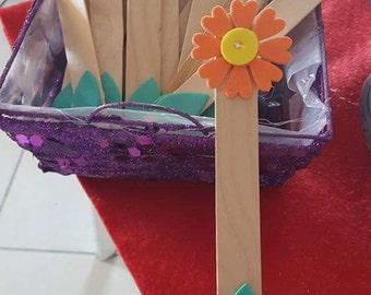 Bookmark craft foam rubber