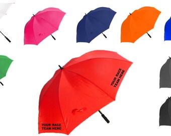 Personalised umbrella company logo or text umbrella personalised custom unique