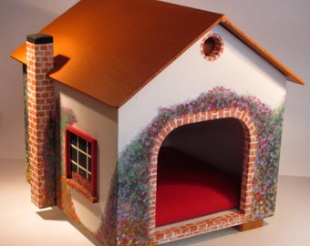 "Cat Cottage / ""Small"" dog house"