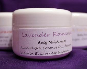 Lavender Romance Body Moisturizer