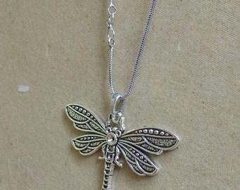 Butterfly Pendant   Oxidized Pendant India   Large Butterfly Jewelry   Tribal Fusion Pendants   Ethnic Silver Pendant   Boho Pendant   P9
