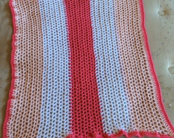 Stripe Baby Blanket