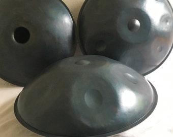 2016 Bali Steel Pan (handpan, hand pan) Tuned by Ketut Suda