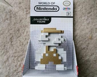Custom World of Nintendo Classic 8bit Mario