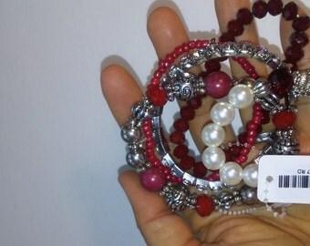 Bracelets set summer eye catch!