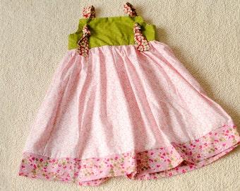 Knot dress, size 6
