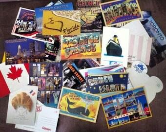 3 Month PostcardPacket Subscription