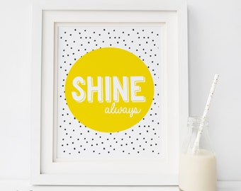 You Are My Sunshine Wall Art Print Abstract, my sunshine print - nursery prints  childrens prints  baby gift nursery wall art  nursery decor