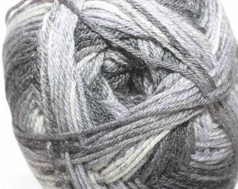 Online Supersocke, Neptune Color, color 1685, Lot 1455     grays