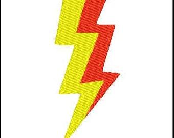Free Lightning Bolt Clipart Pictures - Clipartix   Lightning Bolt Design