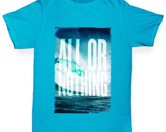 Boy's All Or Nothing T-Shirt