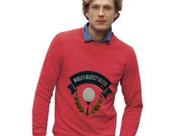 Men's World's Greatest Golfer Sweatshirt