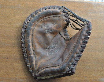 Vintage Soft-Ball Mitt