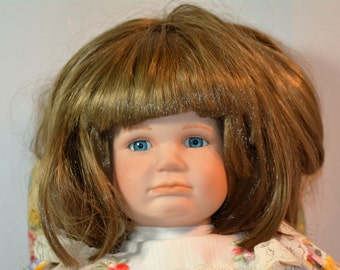 Ruthie, Design Debut,  Doll,  Pouty Face, Baby, Doll, Porcelain Doll