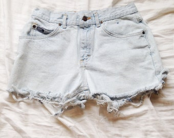 Handmade vintage Lee shorts