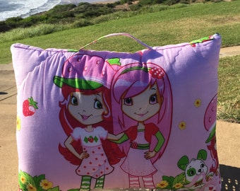 Strawberry Shortcake Quillow