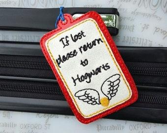 Summer Sale If Lost Please Return Luggage Tag