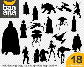 SALE Star Wars 3 png jpg svg eps files high resolution BV-FA-0070