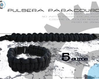 US 550 Paracord - Navy bracelet