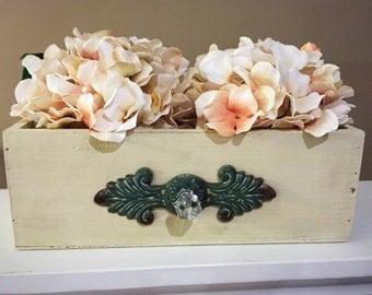 Hydrangea Flower Box