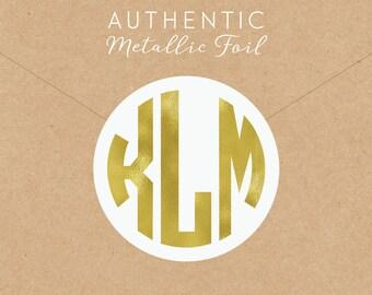 Gold Foil Gold Foil Sticker Gold Foil Dog Breed Sticker - Custom gold foil stickers