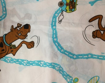 Scooby Doo sheets set, twin sizes