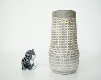 CONCRETE grey • Scheurich vase • 529-18 • spotted