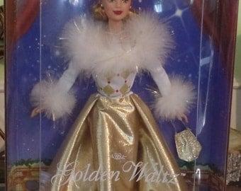 Golden Waltz Barbie - Mint in the box
