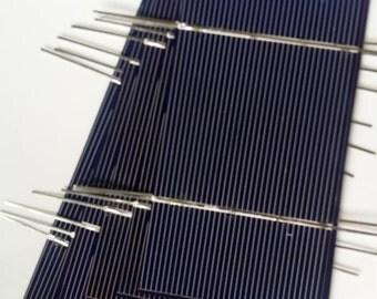 Solar Cells tabbed