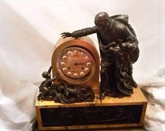 Empire table clock
