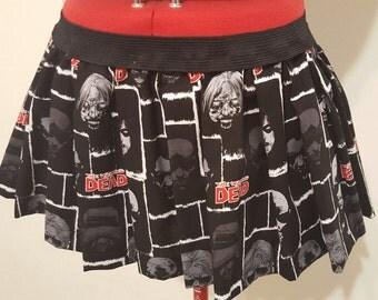 Walking Dead Super Mini Skirt