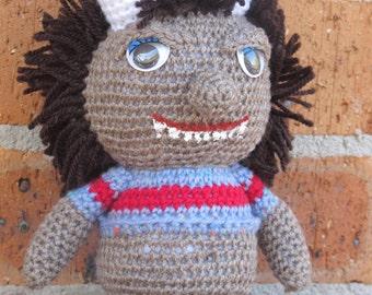 crochet toy / amigurumi / soft toy