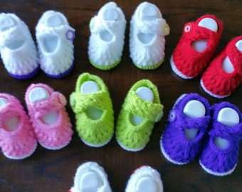 Cute baby shoes 0-3 months