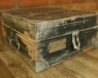 Renovated vintage box