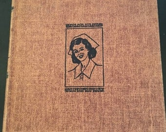 1956 Cherry Ames Book--Department Store Nurse, By Helen Wells