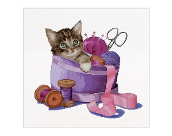 Counted Cross Stitch Kit Thea Gouverneur 736A