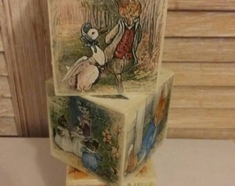 Beatrix potter picture night light stacker