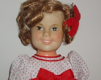 Shirley Temple Doll by Ideal ~ ST-14-H ~ 16""