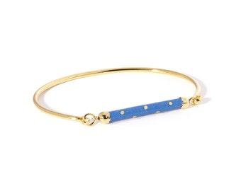 Bracelet - Cadabra - electric blue