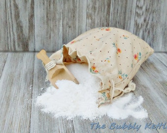 Bulk  10 lbs Homemade Laundry Soap/ All Natural Laundry detergent//chemical free laundry soap