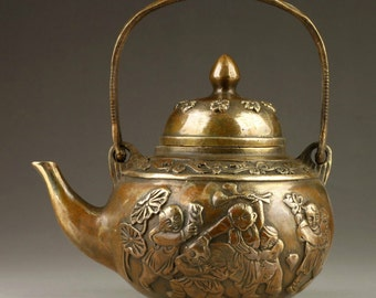 Vintage Chinese Teapots