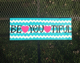 BeYouTiful Wall Art