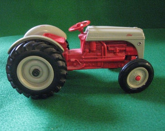 Vintage Ford Diecast Tractor