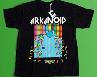 Arkanoid Shirt - NES Nintendo Inspired Console Shirt - 80's Retro Gaming Shirt