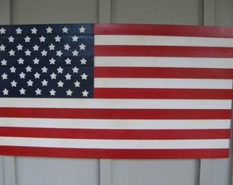 American Flag 36x20