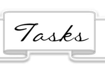 Tasks label - Simple Collection